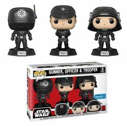 Death Star 3-Pack : Gunner, Officer & Trooper