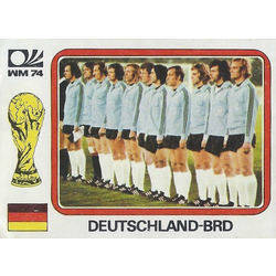Team West Germany - West Germany