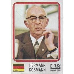Hermann Gosmann - West Germany