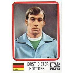 Horst-Dieter Höttges - West Germany