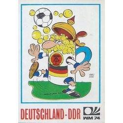 Mascotte East Germany - East Germany