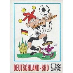 Mascotte - West Germany