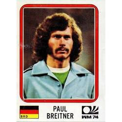 Paul Breitner - West Germany