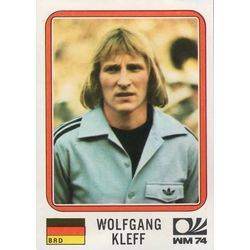 Wolfgang Kleff - West Germany