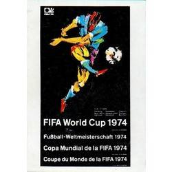 World Cup 74 Poster - Special