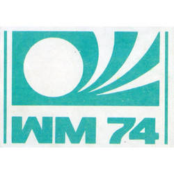 World Cup 74 Symbol - Special