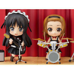 Mio and Ritsu Live Stage Set