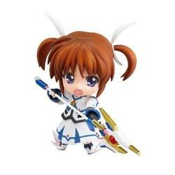 Nanoha Takamachi The Movie 1st Version