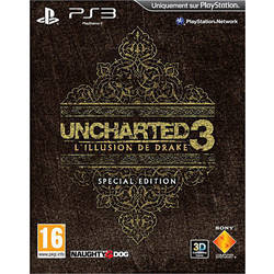 Uncharted 3 : Special Edition