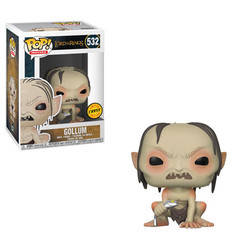 The Lord Of The Rings - Gollum Chase