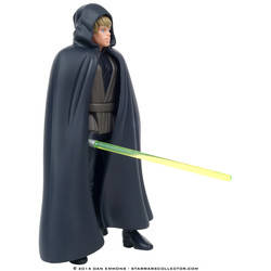 Luke Skywalker Jedi Knight (brown vest)