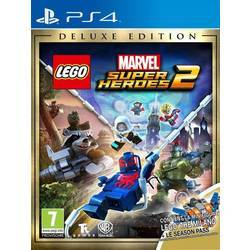Lego Marvel Super Heroes 2 Edition Deluxe