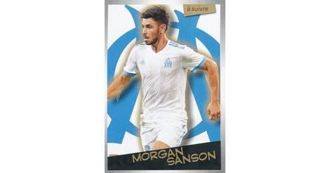 Maillot THIRD Olympique de Marseille Morgan SANSON