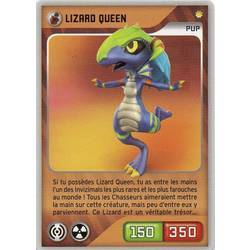 Lizard Queen Pup