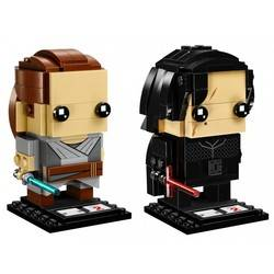25 & 26 - Rey & Kylo Ren Limited Edition Collector's Pack