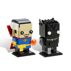Black Panther & Doctor Strange 2 Pack