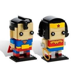 Superman & Wonder Woman 2 Pack