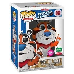 Frosted Flakes - Tony the Tiger Flocked