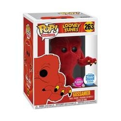 Looney Tunes - Gossamer Flocked