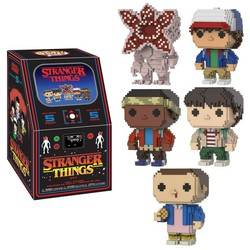 Stranger Things - 5 Pack Arcade Box