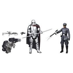 Captain Phasma & Finn (First Order Disguise) - Force Link