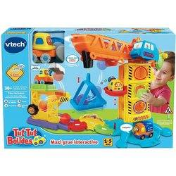 Maxi garage educatif rose tut tut bolides - Garage educatif tut tut bolides rose ...