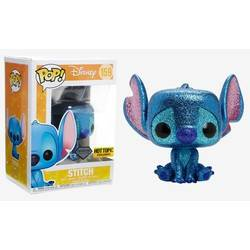 Lilo & Stitch - Stitch Seated Diamond Collection