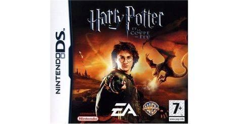 Harry potter et la coupe de feu jeu nintendo ds - Jeux de harry potter et la coupe de feu ...
