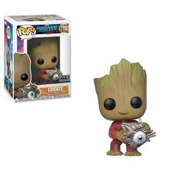 Guardians of The Galaxy 2 - Groot with a cyber eye