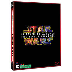 Star Wars - Le Réveil de la Force Bluray