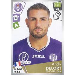 Andy Delort - Toulouse FC