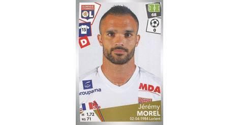 Maillot Olympique Lyonnais Jérémy MOREL