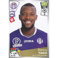 Steeve Yago - Toulouse FC