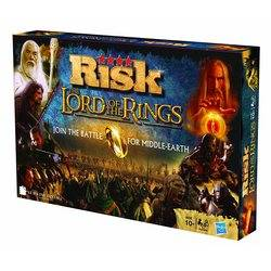 Risk Lord of the Rings - Battle for Middle Earth