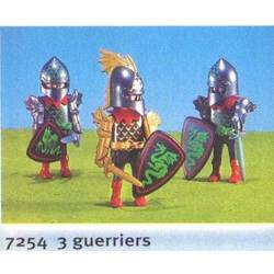 3 guerriers