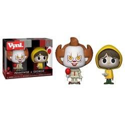 It - Pennywise + Georgie