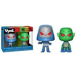 DC Super Heroes - Darkseid + Martian Hunter