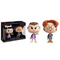 Stranger Things - Eleven + Barb