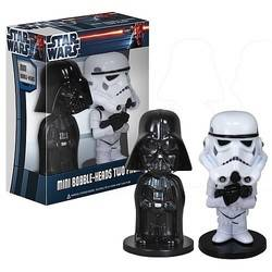 Star Wars - Darth Vader & Stormtrooper 2 Pack