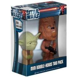 Star Wars - Yoda & Chewbacca