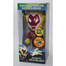 Alan As Heatblast GITD