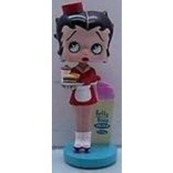 Drive-in Betty Boop Red Dress