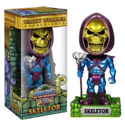 Masters of the Universe - Skeletor Metallic