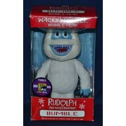 Rudolph The Red-Nosed Reindeer - Bumble Flocked