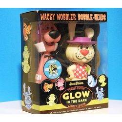 Snagglepuss and Ricochet Rabbit Glow In The Dark 2 Pack