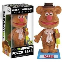 The Muppets - Fozzie Bear Flocked