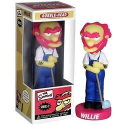 The Simpsons - Series 2 - Willie