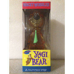 Yogi Bear - Yogi Bear Yellow Crystal