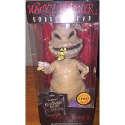 The Nightmare Before Christmas - Oogie Boogie Brown