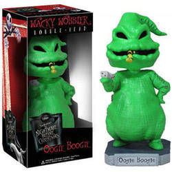 The Nightmare Before Christmas - Oogie Boogie